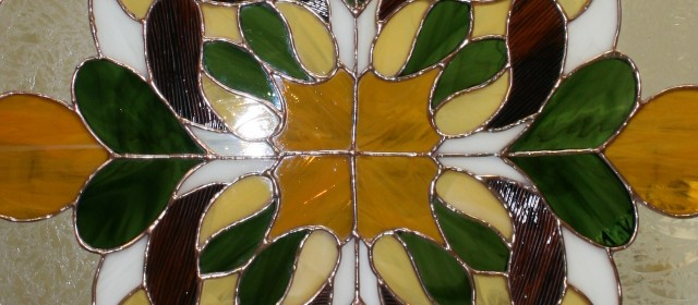 BEGINNING STAINED GLASS CLASS #8