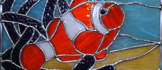 BEGINNING STAINED GLASS CLASS #7
