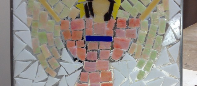 KID'S FUSING/MOSAIC WORKSHOP AGES 6 AND UP (4 DAYS)