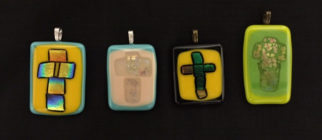 FUSED GLASS JEWELRY CLASS – PRIVATE